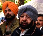 Amarinder blames Pakistan; Punjab, Centre wake up to 'terror' call after Amritsar grenade attack