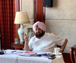 Deal stringently with farm activists for lockdown violation: Punjab CM