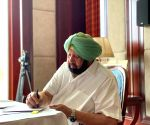 Punjab CM writes to Modi on free Covid-19 vaccine for poor