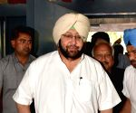 Amarinder Singh admitted to hospital for kidney stone removal