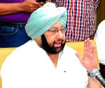 It's clear case of terrorism: Amarinder on grenade attack