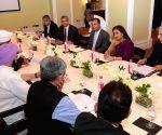 Punjab CM meets Chanda Kochhar