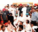 Punjab CM visits Bhagwan Valmiki Tirath Sthal