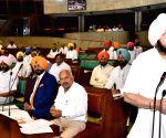 Punjab Assembly - Amarinder Singh