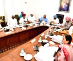 Cabinet meeting - Amarinder Singh
