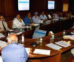 Amarinder Singh at a meeting on drug de-adiction