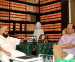 Punjab CM calls on Jaitley