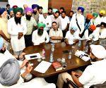 Punjab CM meets farmer leaders