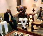 Amarinder Singh chairs a meeting of the Cabinet sub-committee on Fiscal Management