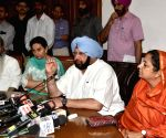 Punjab CM's press conference