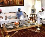 Punjab CM chairs a high-level meeting