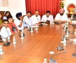Amarinder Singh meets third CYR batch