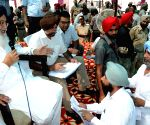 Punjab CM interacts with people