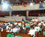Punjab's special assembly session - Parkash Singh Badal