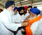 Sangat Darshan program in Gidderbaha