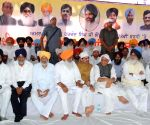 Paying tributes to Sant Harchand Singh Longowal duirng a function in Punjab