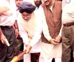 Central University of Punjab - ground breaking ceremony
