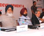 Punjab CM  during National Summit on Higher Education for Skill Development and Employability