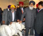 Parkash Singh Badal visits Punjab International Trade Expo (PITEX) 2013