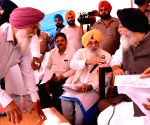 Punjab CM l interacts with people