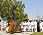 Punjab CM pays tributes to Bhagat Singh on his 113 birth anniversary