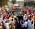 Amarinder Singh's roadshow