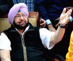 Amarinder Singh's press conference