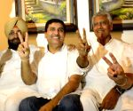 Gurdaspur (Punjab): Gurdaspur by-polls campaigning - Sunil Jakhar, Partap Singh Bajwa