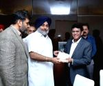Sukhbir Singh Badal at a meeting of the CII Southern Regional Council