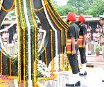 20th anniversary of Kargil Vijay Diwas  - Punjab DGP pays tributes to martyrs