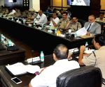 Punjab DGP holds state level meeting with senior police officers