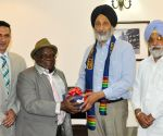 Punjab Food & Civil Supplies Minister meets Ghana meeting