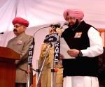 Captain Amarinder Singh sworn-in as Chief Minister of Punjab
