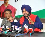 Congress seeks CISF cover for Sidhu