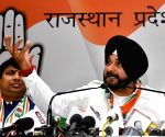 Sidhu meets Amarinder, downplays differences