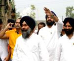 Punjab Minister visits border villages