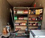 Free Photo:  Punjab Police seize nine liquor storage centres