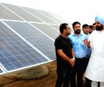 Solar power projects of 3.10 mw capacities inaugurated