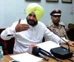 Navjot Singh Sidhu's press conference
