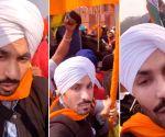 Anti-social elements like Deep Sidhu damaged farmers' stir: SKM