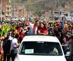 PERU PUNO POLITICS HUMALA