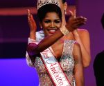 Punta Cana: Winner of World's Miss Latin America 2014 contest