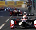 Putrajaya (Malaysia): Karun Chandhok ahead of second Formula E race