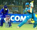 PWI opener Robin Uthappa in action during the match between Pune Warriors India and Rajasthan Royals