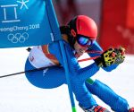 OLY-SOUTH KOREA-PYEONGCHANG-ALPINE SKIING-LADIES' GIANT SLALOM