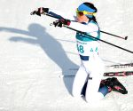 OLY SOUTH KOREA PYEONGCHANG CROSS COUNTRY SKIING LADIES' 10KM FREE