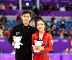 OLY-SOUTH KOREA-PYEONGCHANG-FIGURE SKATING-PAIR SKATING FREE SKATING