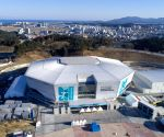SOUTH KOREA-PYEONGCHANG-WINTER OLYMPIC GAMES-VENUES-GANGNEUNG COASTAL CLUSTER