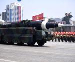 N.Korea fires short-range ballistic missiles: Seoul