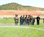 DPRK-KIM JONG UN-INSPECTION